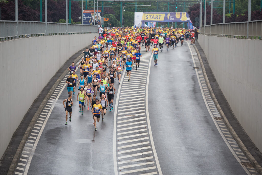 liberty marathon