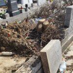 Controale neanunțate în cimitire. Viceprimarul Tabără: Vom merge până la rezilierea contractelor