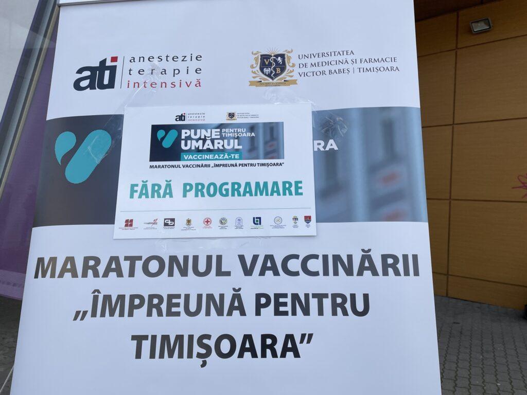 maratonul vaccinării